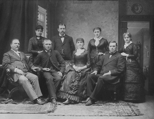 Grover Cleveland's family